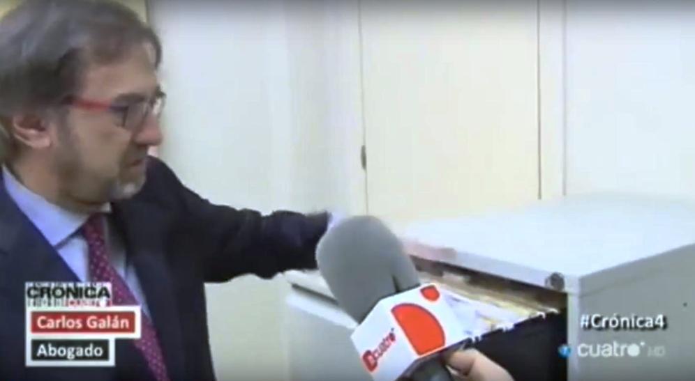 Declaraciones a Cuatro TV: juicio a prestamista por estafa