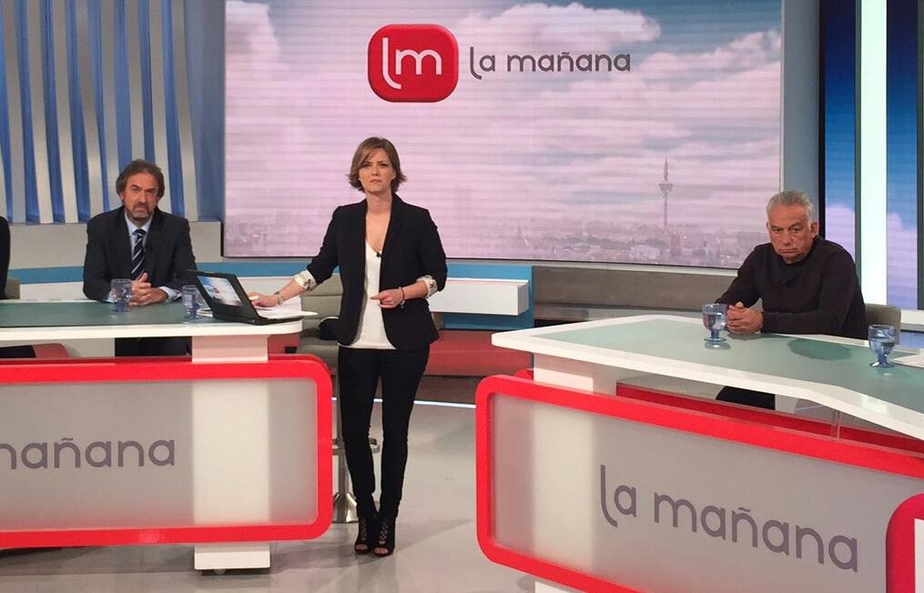 En La mañana de TVE, desahucio suspendido