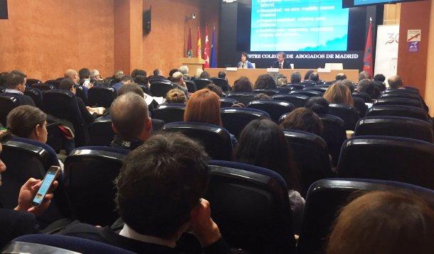 Carlos J. Galán deja la presidencia de la Sección Laboral del ICAM