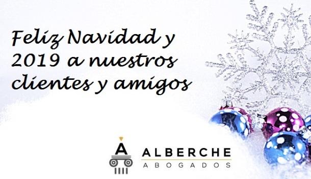 Felices fiestas navideñas y año nuevo