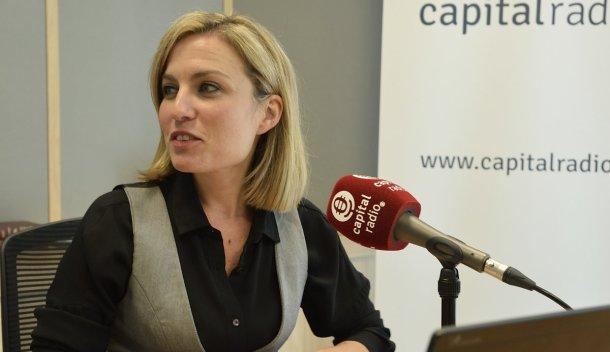 En Capital Radio, entrevista sobre medidas de igualdad laboral