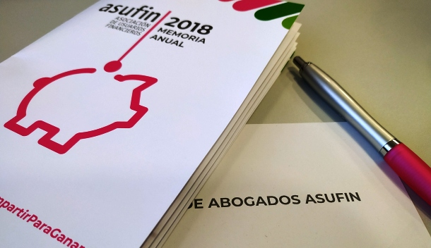 Reunión de abogados colaboradores de ASUFIN