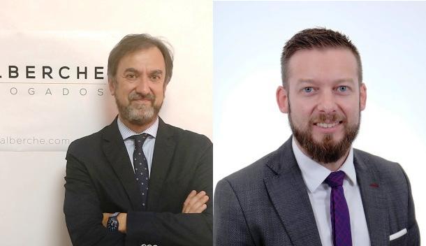 Javier Alberti será el nuevo director de Alberche Abogados
